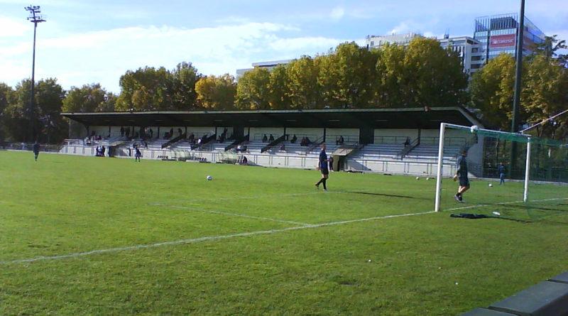 Stade Leon Rabot - Puteaux